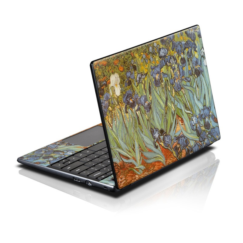 Irises Acer AC700 Chromebook Skin