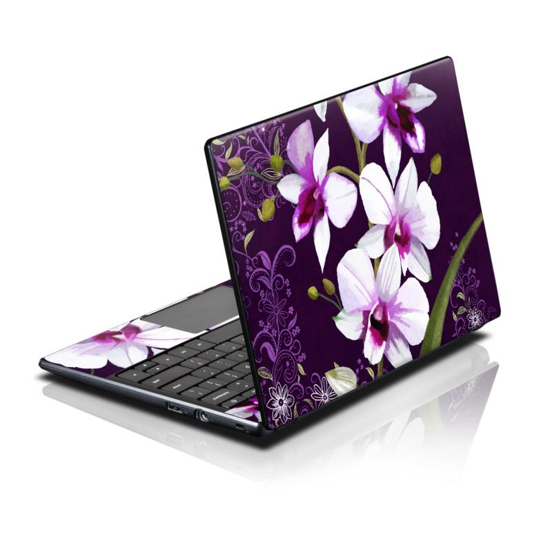 Violet Worlds Acer AC700 Chromebook Skin