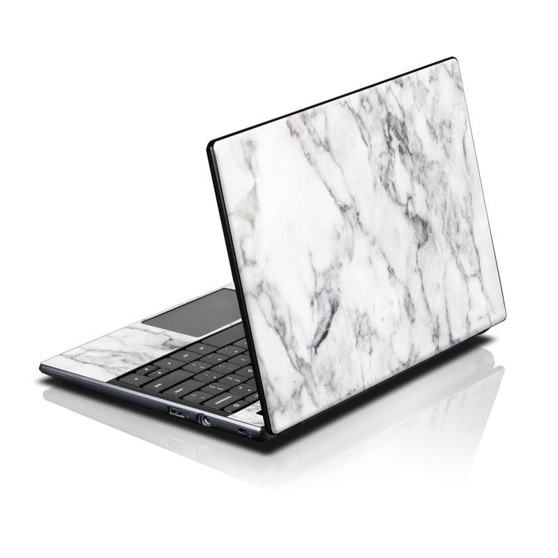 White Marble Acer AC700 Chromebook Skin