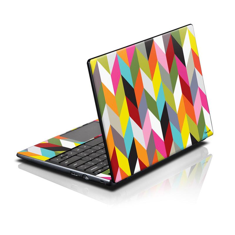 Ziggy Condensed Acer AC700 Chromebook Skin