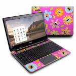 Kawaii Flower Acer C7 Chromebook Skin