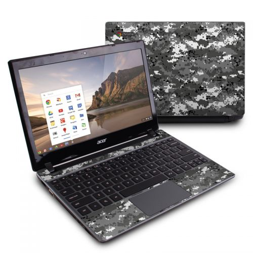 Digital Urban Camo Acer C7 Chromebook Skin