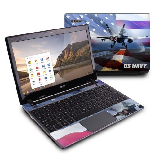 Launch Acer C7 Chromebook Skin
