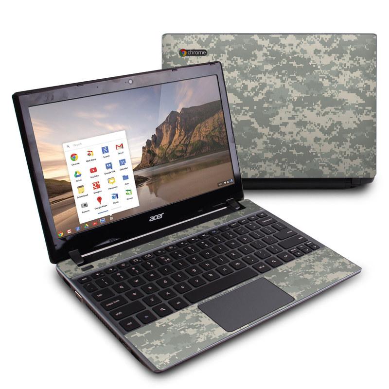 ACU Camo Acer C7 Chromebook Skin