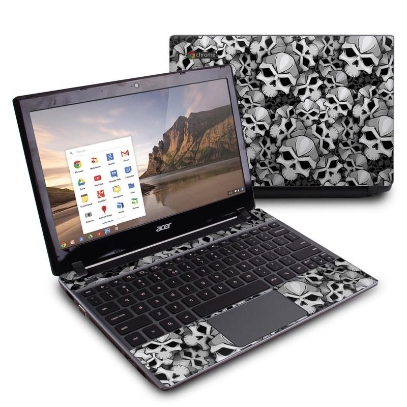 Bones Acer C7 Chromebook Skin