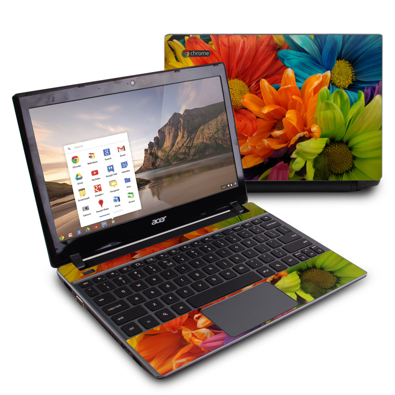 Colours Acer C7 Chromebook Skin