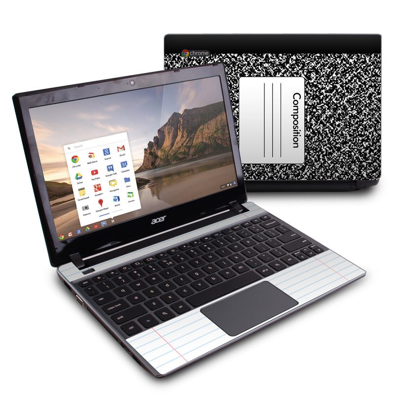 Composition Notebook Acer C7 Chromebook Skin