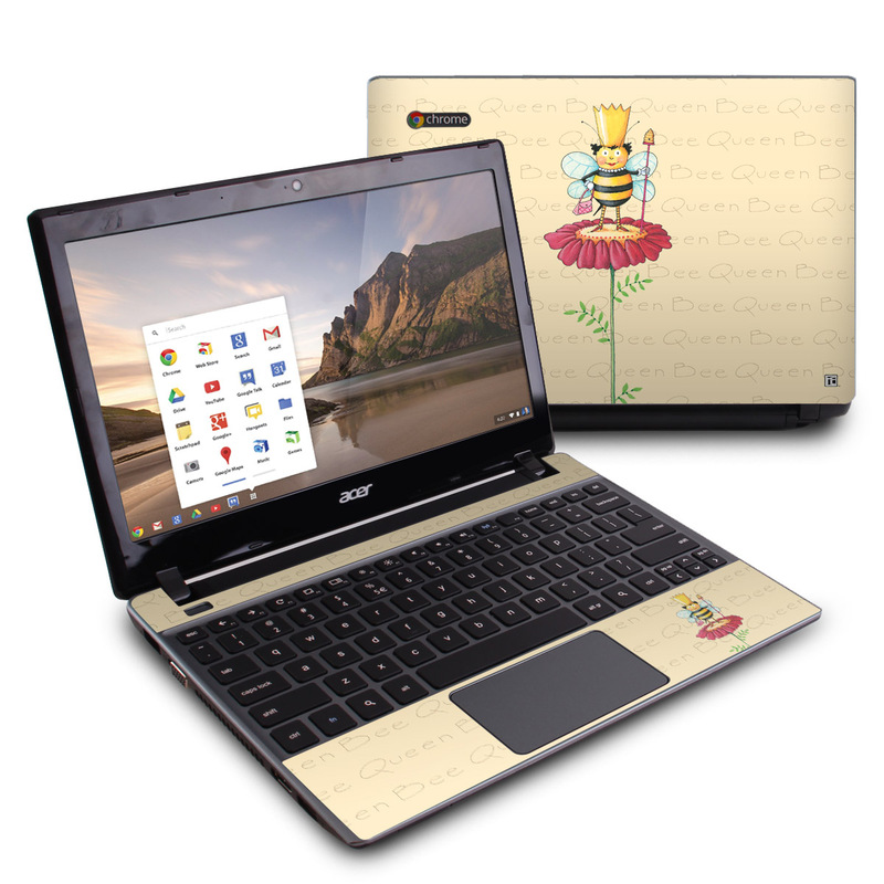 Queen Bee Acer C7 Chromebook Skin
