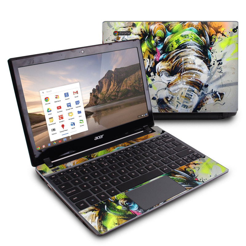 Theory Acer C7 Chromebook Skin