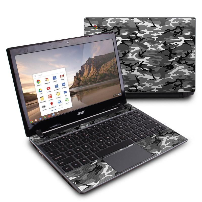 Urban Camo Acer C7 Chromebook Skin