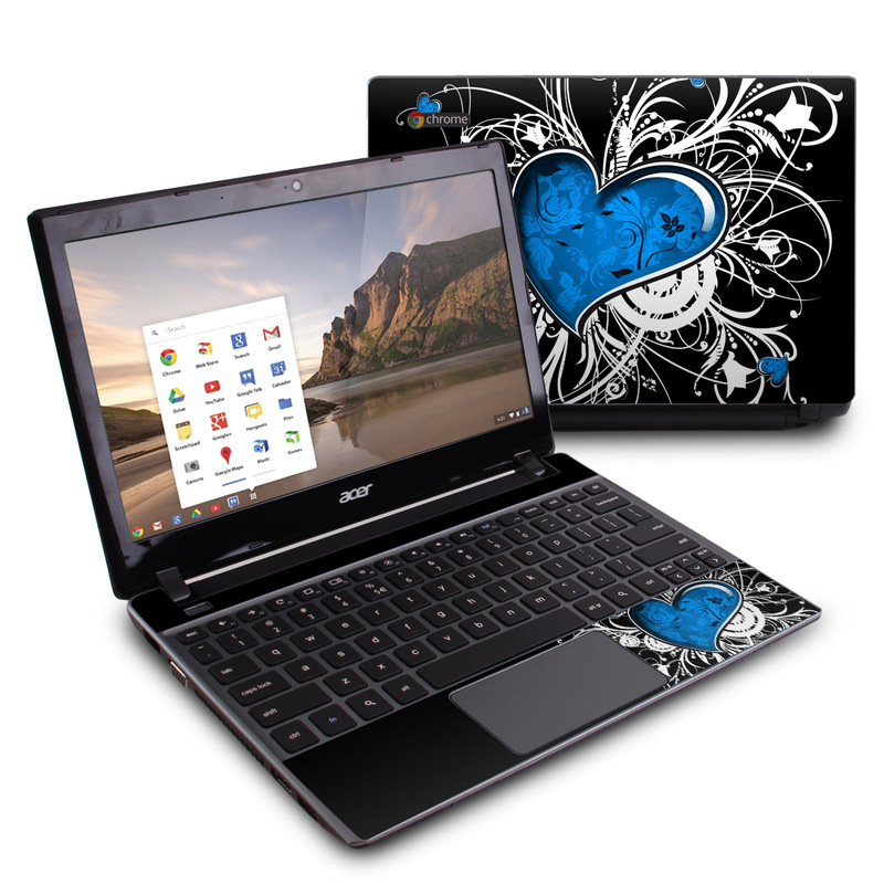 Your Heart Acer C7 Chromebook Skin