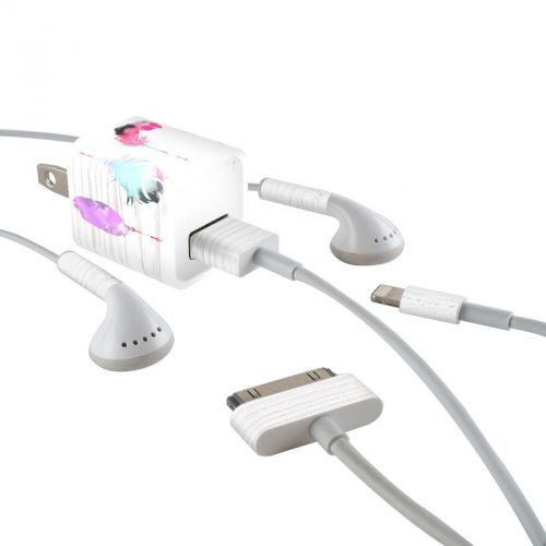Compass iPhone Earphone, Power Adapter, Cable Skin