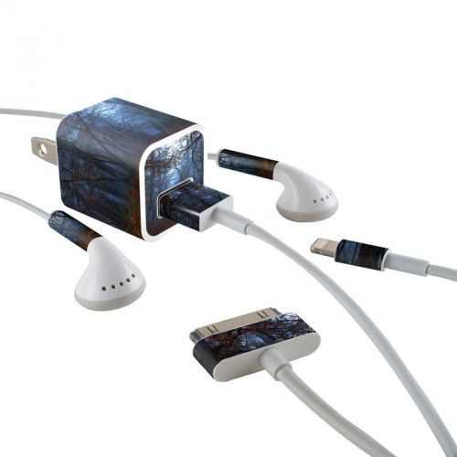 Elegy iPhone Earphone, Power Adapter, Cable Skin