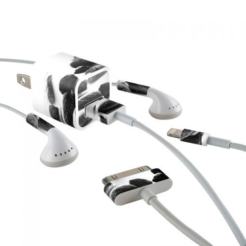 Gotland iPhone Earphone, Power Adapter, Cable Skin