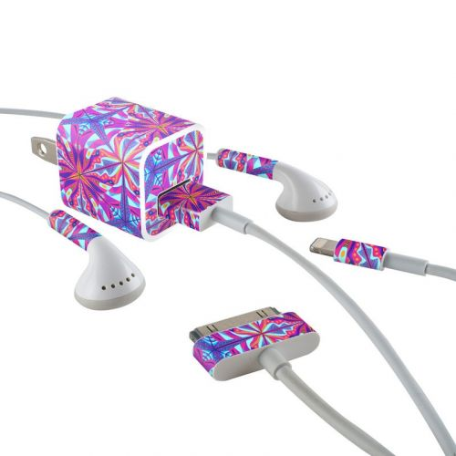 London Tube iPhone Earphone, Power Adapter, Cable Skin