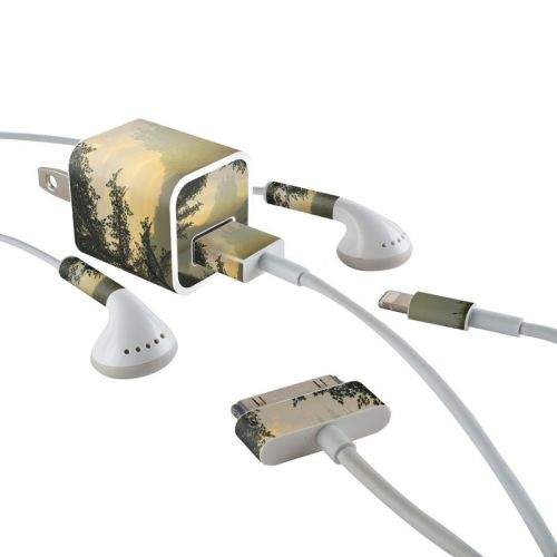 Once Upon A Time iPhone Earphone, Power Adapter, Cable Skin