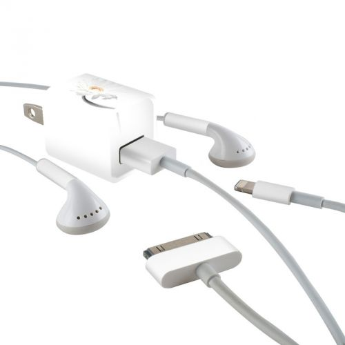 Stalker iPhone Earphone, Power Adapter, Cable Skin