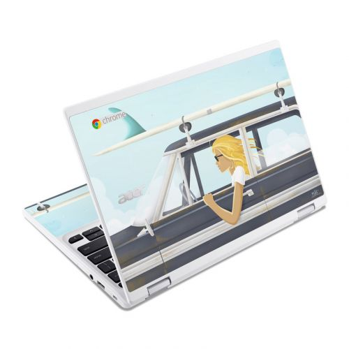Anticipation Acer Chromebook R 11 Skin