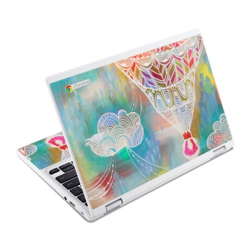 Balloon Ride Acer Chromebook R 11 Skin