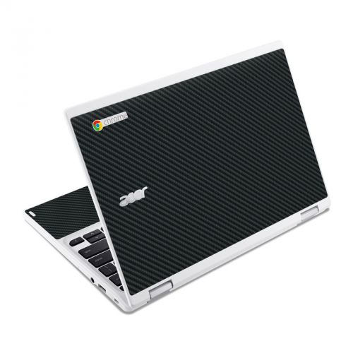 Carbon Acer Chromebook R 11 Skin