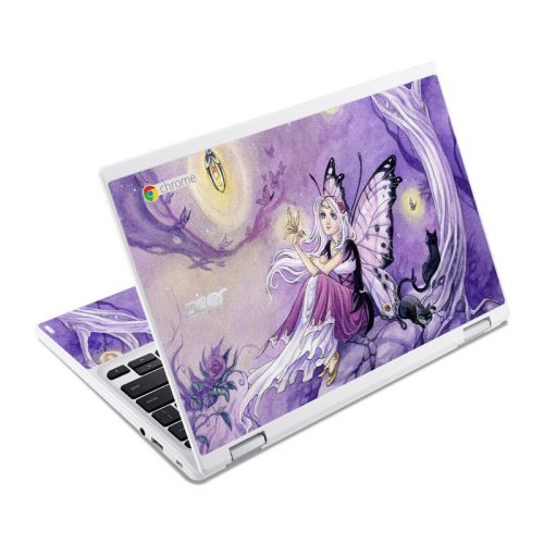 Chasing Butterflies Acer Chromebook R 11 Skin