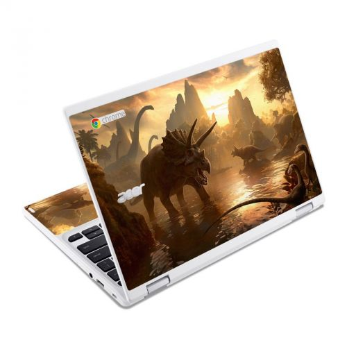 Cretaceous Sunset Acer Chromebook R 11 Skin