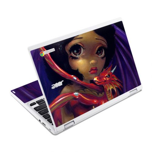 Darling Dragonling Acer Chromebook R 11 Skin