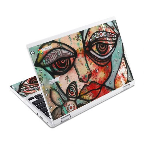 Mine Acer Chromebook R 11 Skin