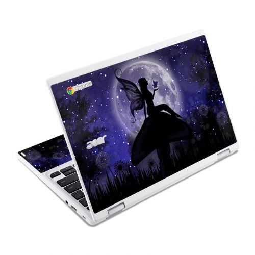 Moonlit Fairy Acer Chromebook R 11 Skin