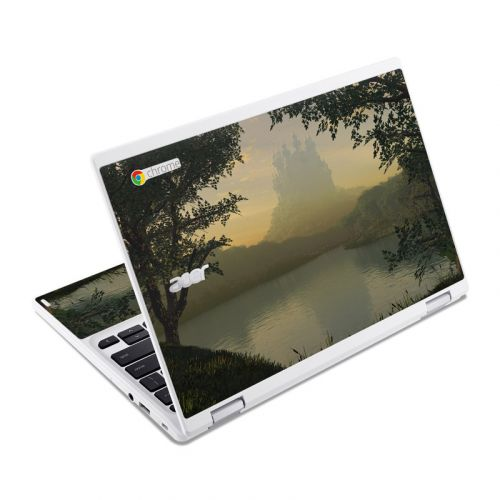 Once Upon A Time Acer Chromebook R 11 Skin