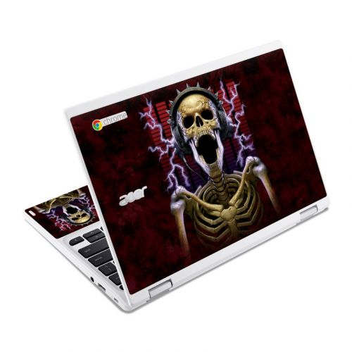 Play Loud Acer Chromebook R 11 Skin