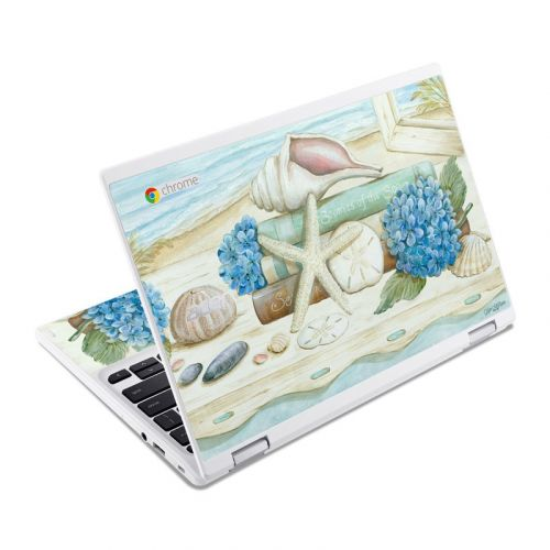 Stories of the Sea Acer Chromebook R 11 Skin