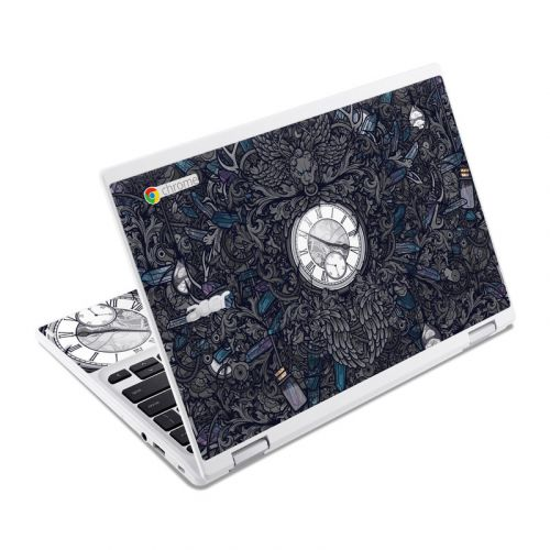 Time Travel Acer Chromebook R 11 Skin