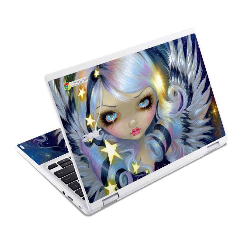 Angel Starlight Acer Chromebook R 11 Skin