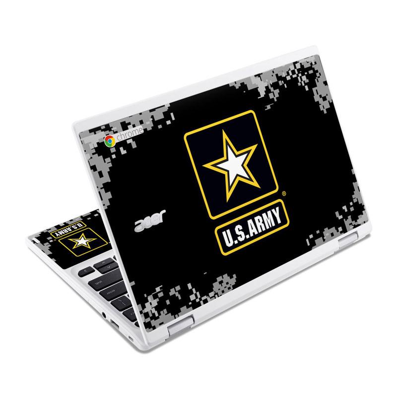 Army Pride Acer Chromebook R 11 Skin