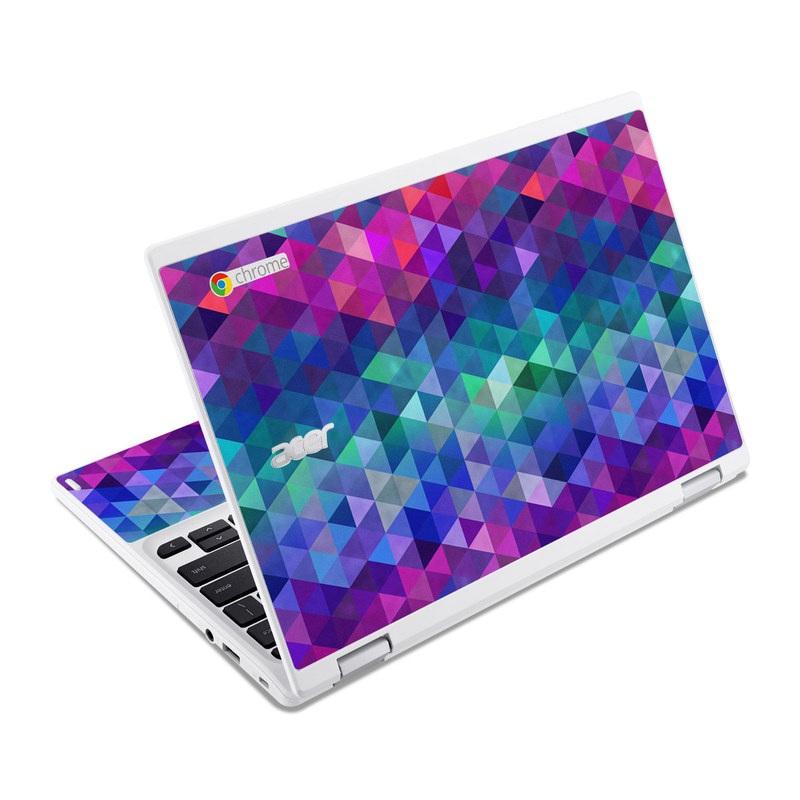 Charmed Acer Chromebook R 11 Skin