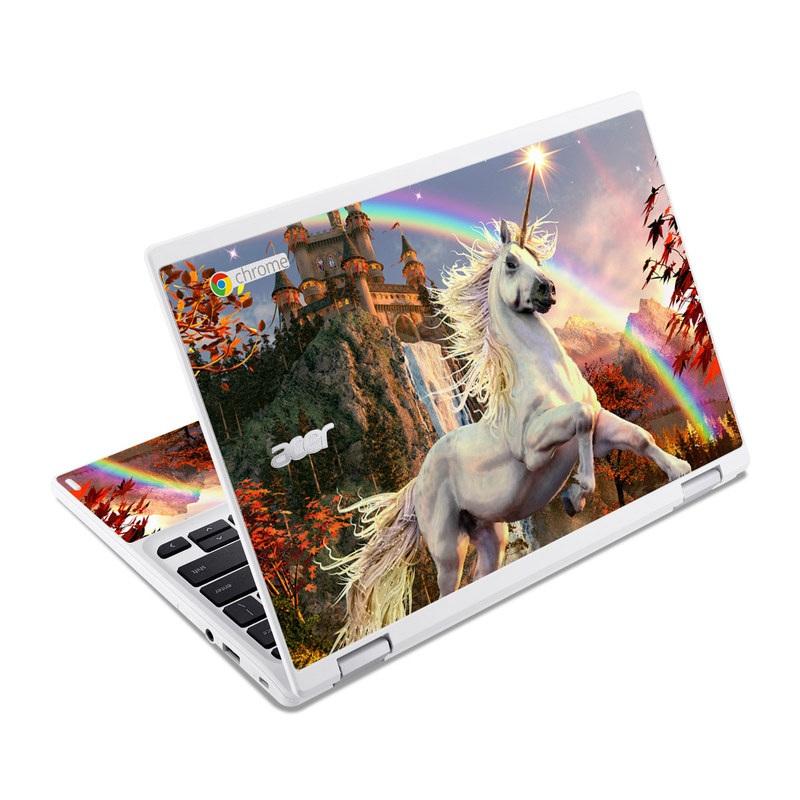 Evening Star Acer Chromebook R 11 Skin
