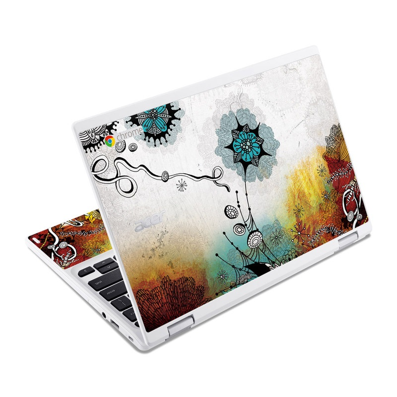 Frozen Dreams Acer Chromebook R 11 Skin