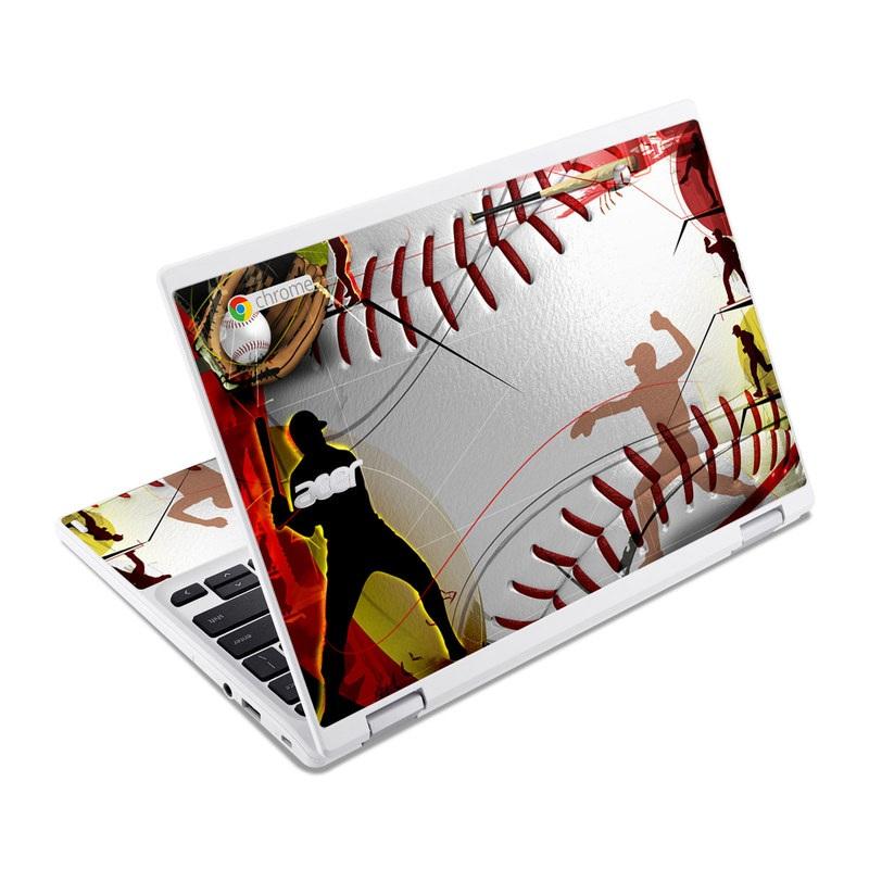 Home Run Acer Chromebook R 11 Skin