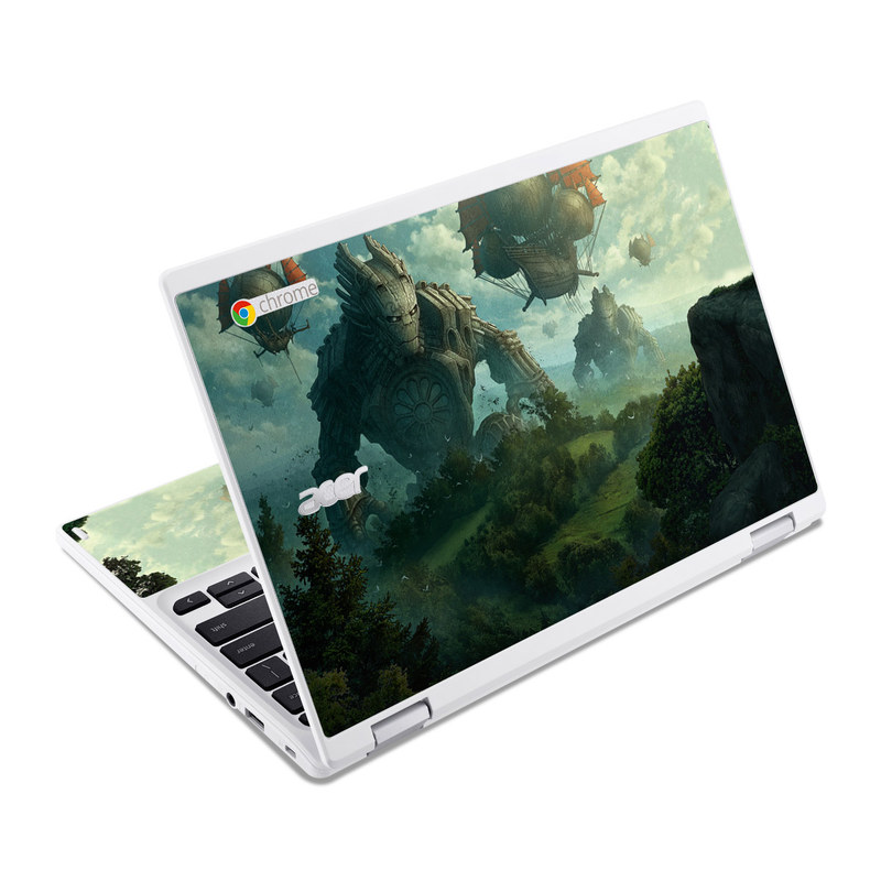Invasion Acer Chromebook R 11 Skin