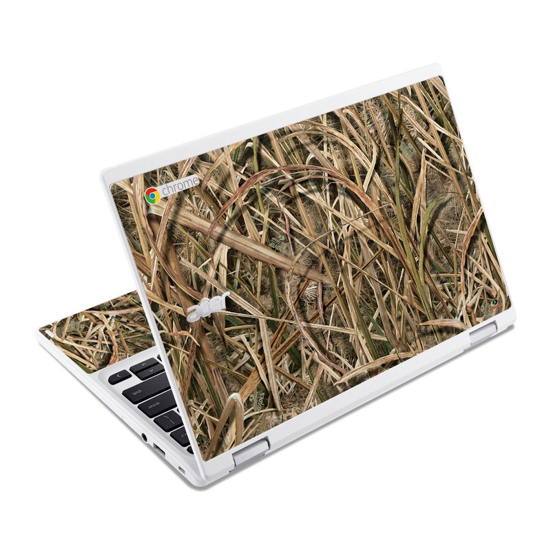 Shadow Grass Blades Acer Chromebook R 11 Skin