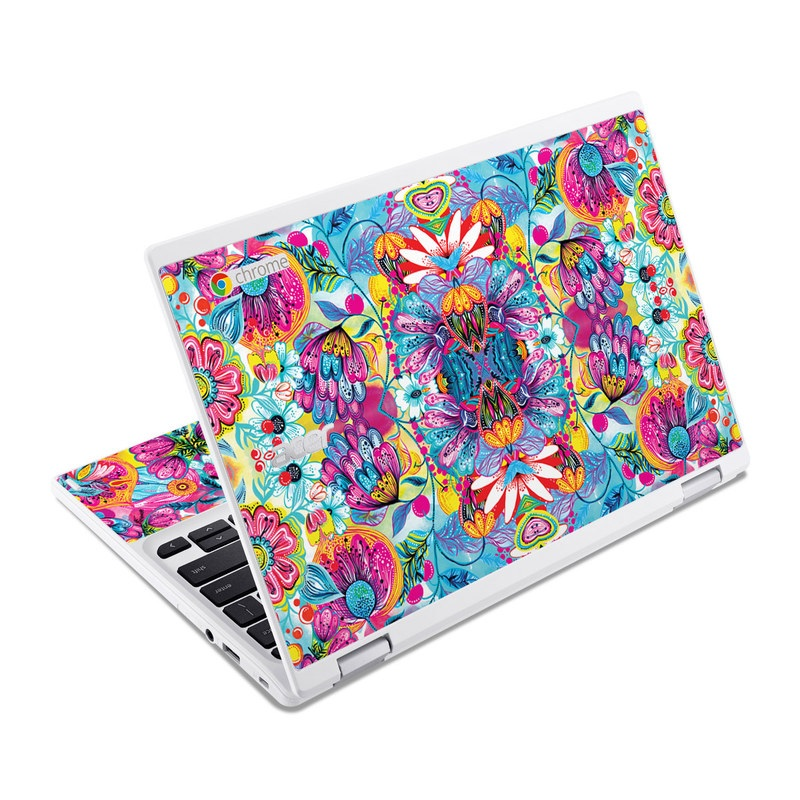 Multicolor World Acer Chromebook R 11 Skin