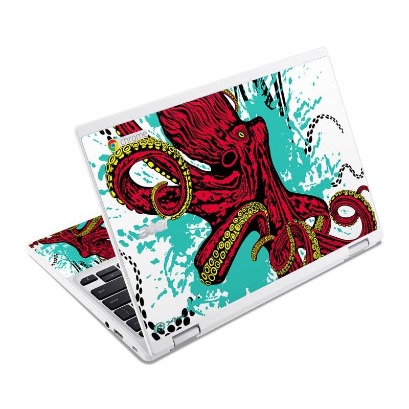 Octopus Acer Chromebook R 11 Skin