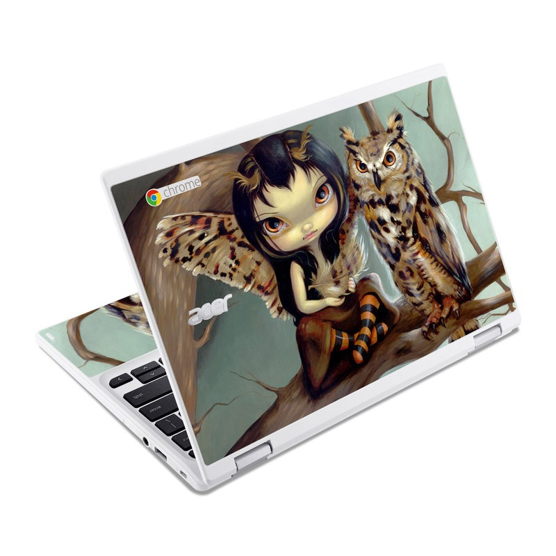 Owlyn Acer Chromebook R 11 Skin