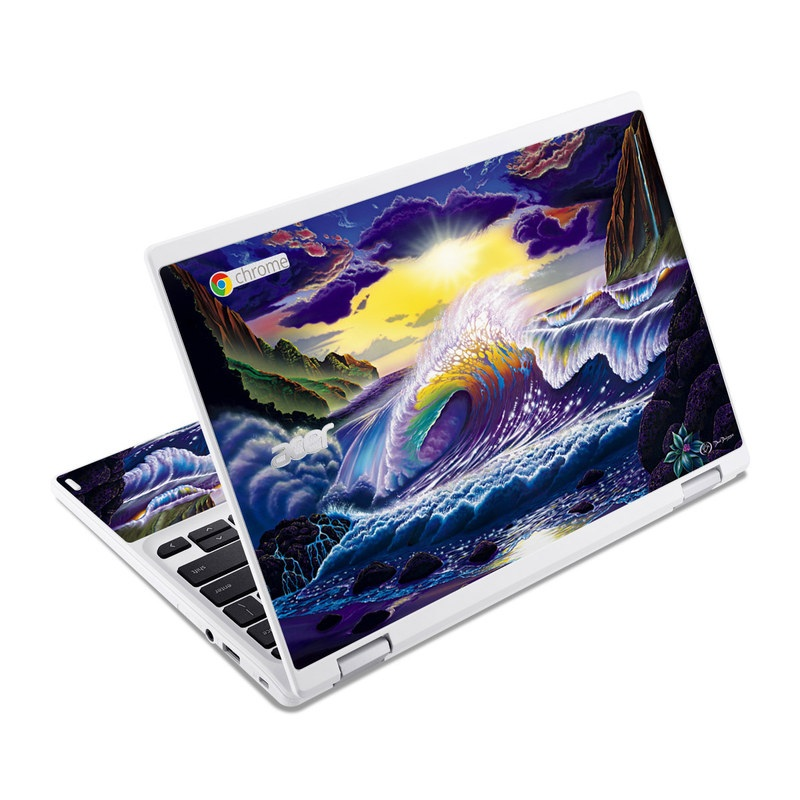 Passion Fin Acer Chromebook R 11 Skin