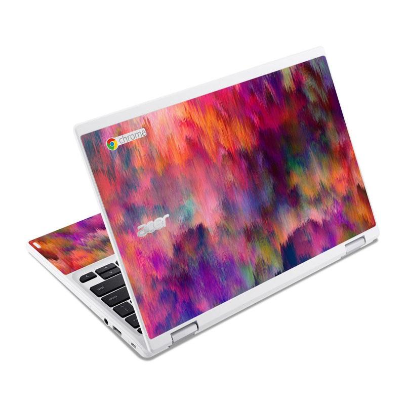 Sunset Storm Acer Chromebook R 11 Skin
