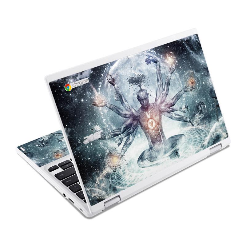 The Dreamer Acer Chromebook R 11 Skin