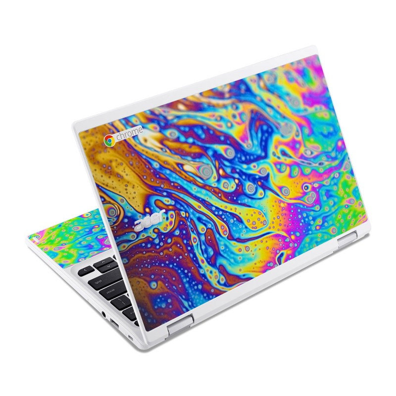 World of Soap Acer Chromebook R 11 Skin