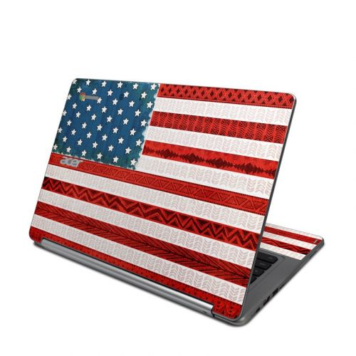 American Tribe Acer Chromebook R 13 Skin