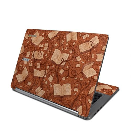 Books Acer Chromebook R 13 Skin